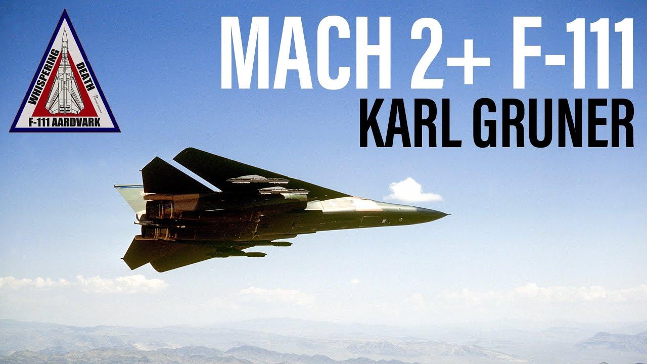 Mach 2+ F-111 | Karl Gruner