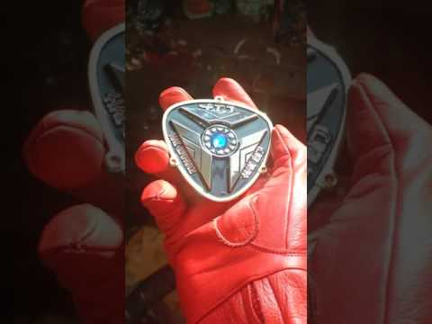 Power Rangers Time Force Standard badge solid metal prop replica