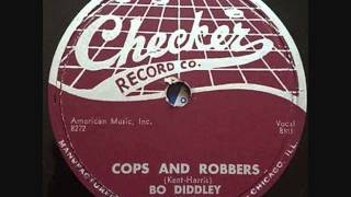 Watch Bo Diddley Cops  Robbers video
