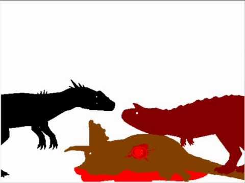 pachyrhinosaurus vs carnotaurus - photo #30