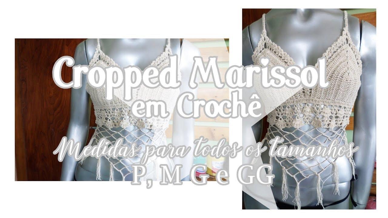 63787a679 Cropped Marissol - Todos os tamanhos P
