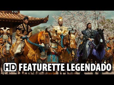 "47 Ronins Featurette ""Costumes"" Legendado (HD)"