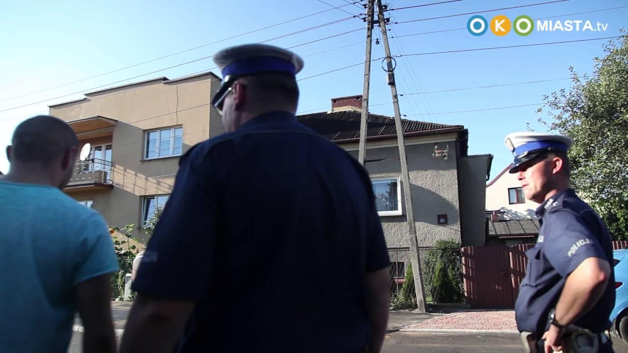 Drogowcy zostawili niewidzialną pułapkę na drodze