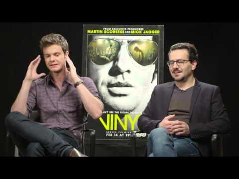 Vinyl: Max Casella & Jack Quaid Exclusive Interview