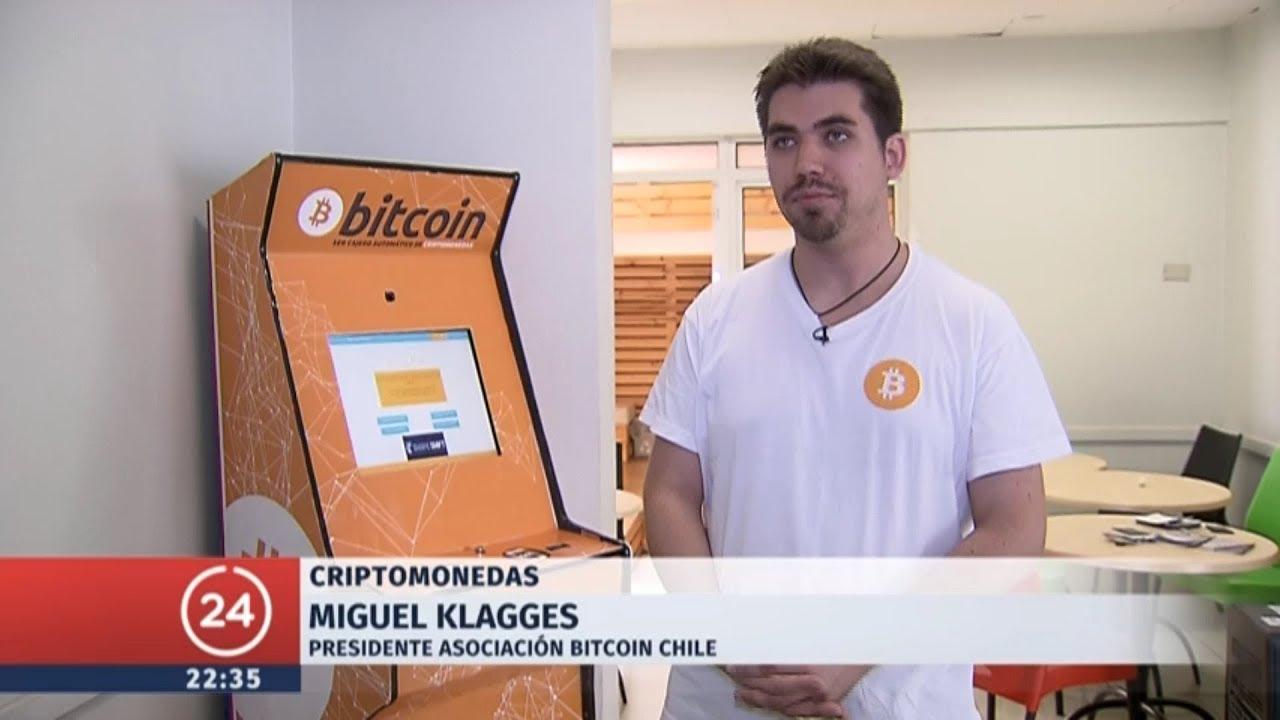 bitcoin chile)