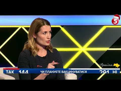 Тотальним провалом Степанова назвала організацію вакцинації від COVID-19 депутатка від Голосу