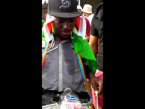 Guyana One Man Band!!!