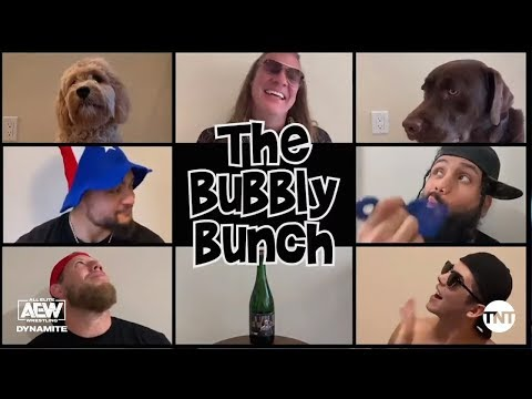 Lou Ferrigno, Gabriel Iglesias and more join AEW's Bubbly Bunch