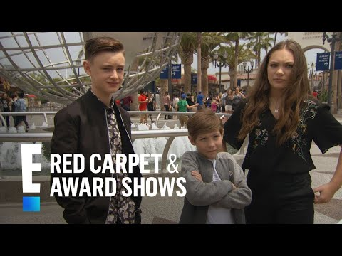 Jacob Tremblay's Celebrity Crush Is...  E! Live from the Red Carpet