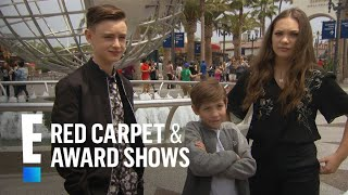 Jacob Tremblay's Celebrity Crush Is... | E! Live from the Red Carpet