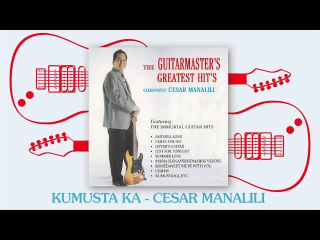 Cesar Manalili - Kumusta Ka Chords - Chordify