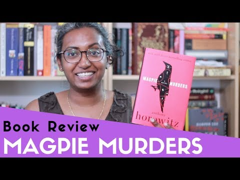Magpie Murders by Anthony Horowitz | Book Review