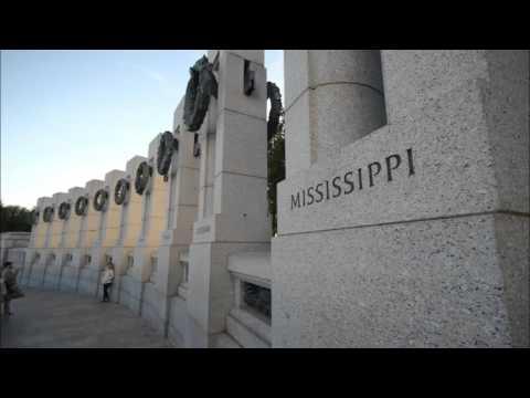 Foto's World War II Monument, Washington DC