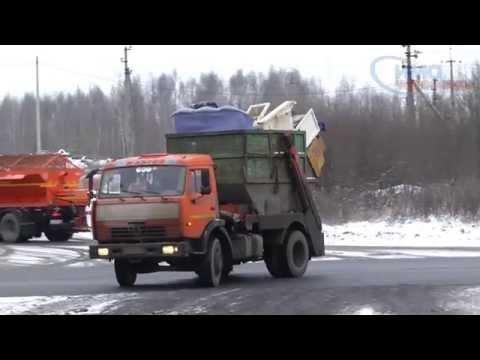 13.11.2015 Нарушители по перевозке мусора