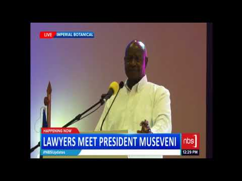 Africans were colonised because of internal weakness - Museveni