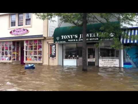Denville NJ flooding from Irene #1