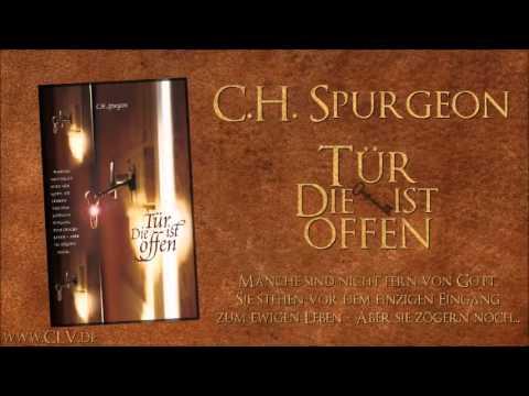 Hörbuch - Die Tür ist offen - C.H. Spurgeon