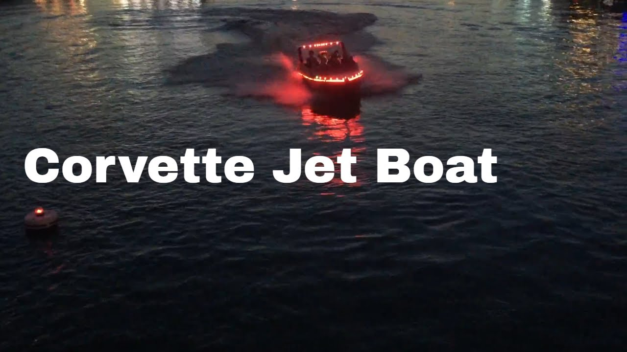 Mytle Beach Jet Boats Broadway At The