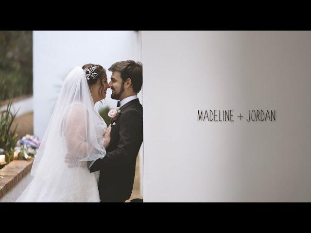 Madeline & Jordan - Wedding Teaser