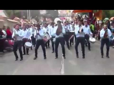 FUISTE MALA Banda Unión Juvenil (La Paz-Bolivia) AJAYU JACHA