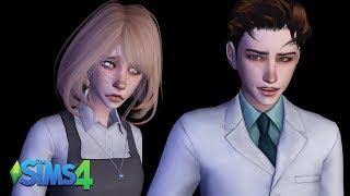 【The Sims 4 Machinima】ИСТОРИЯ СЛЕПОЙ ДЕВУШКИ
