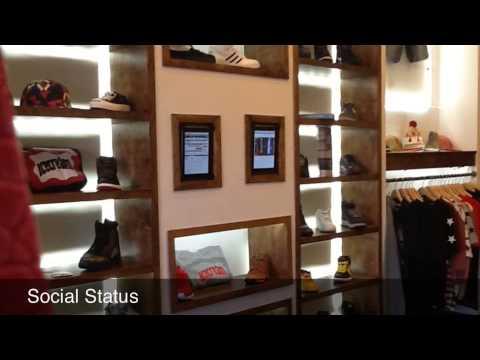 Status clothing store
