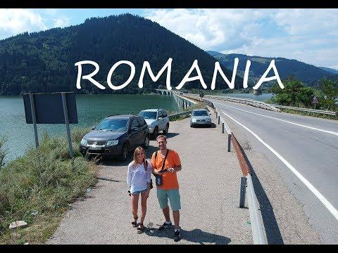 Vlog 1 Romania Malexfam Travel 2018. Bicaz Keys. Constanta. Румунія. Озеро Біказ. Константа. Румыния