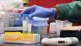 Former CDC Acting Director: More Testing Is 'Essential' To Reopen The Economy | Sunday TODAY