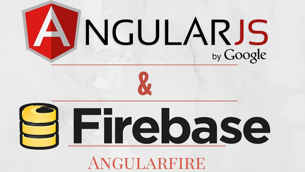 Rapid prototyping using Angular and AngularFire