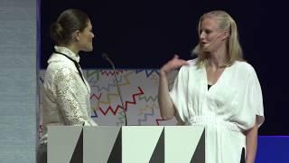 Kronprinsessan Victoria - Pep Forum 2017