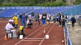 Безнис Павел Тройной Чемпионат Украины Юноши 23 06 13