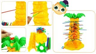 Игрушки для детей, башня с обезьянками | Итоги конкурса | алиэкспресс обзор