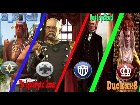Civ V - Hitler Peace Music - YouTube