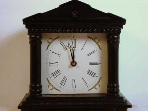 Good Morning Sir Talking Clock.wmv - YouTube