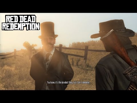 I Know You - Red Dead Redemption Stranger Mission (HD)