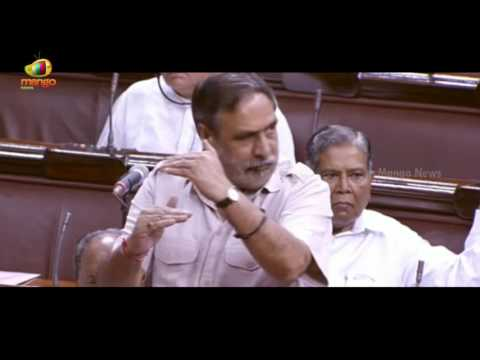 Anand Sharma Serious On BJP Members Over Television Cameras Issue | Mango News