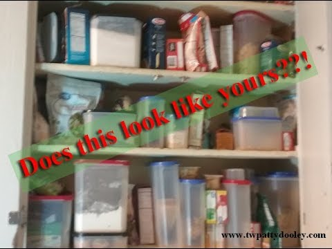 How To Organize Your Pantry And Cabinets With Tupperware Modular Mates