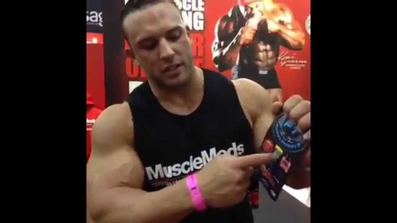 Musclemeds Nick Trigili Get All Your Supplements At Pt Amino Beef Carnivor 300 Tabs Aminocarnivor Suplemen Gym With Bcaa N Creatine Free Shaker Ptsuppscomau