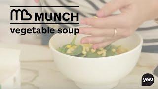 Vegetable Soup Recipe - Michelle Bridges