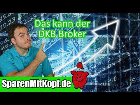 Depot- und Broker-Vergleich:  DKB - Das Depot für Fondssparpläne und Aktienkäufe im Inland!