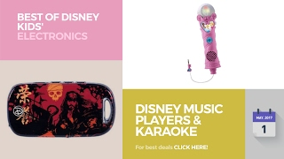 Disney Music Players & Karaoke Best Of Disney Kids' Electronics