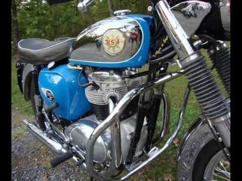1965 BSA Thunderbolt