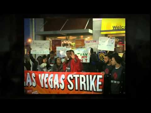 Nevada Homecare Workers Fight for 15