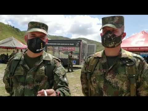 Soldados del Batallón de Instrucción del Sexta Brigada recibieron jornada de apoyo psicosocial-moral