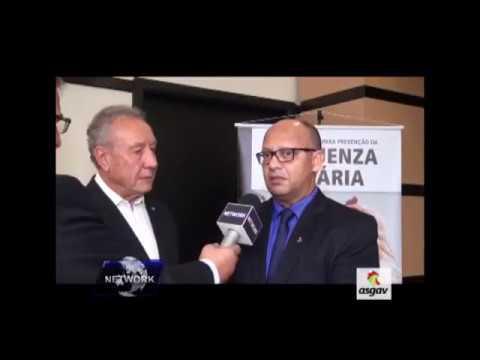 Entrevista José Eduardo dos Santos e Francisco Turra