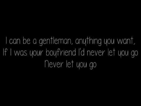 Justin Bieber Lyrics Boyfriend W/Breakdown