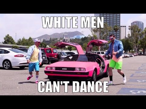 WHITE MEN CAN'T DANCE  POPPIN JOHN & MADD CHADD