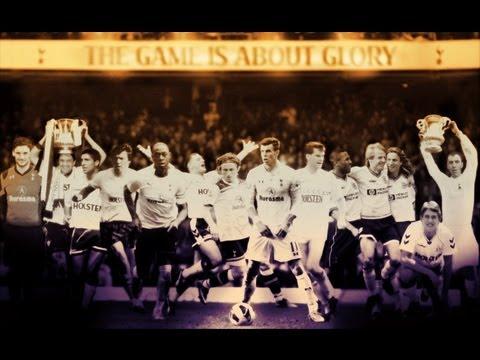 Tottenham Hotspur - Heroes in White & Blue