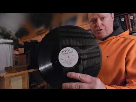 Vinyl. Odd sizes / speeds / formats of records.