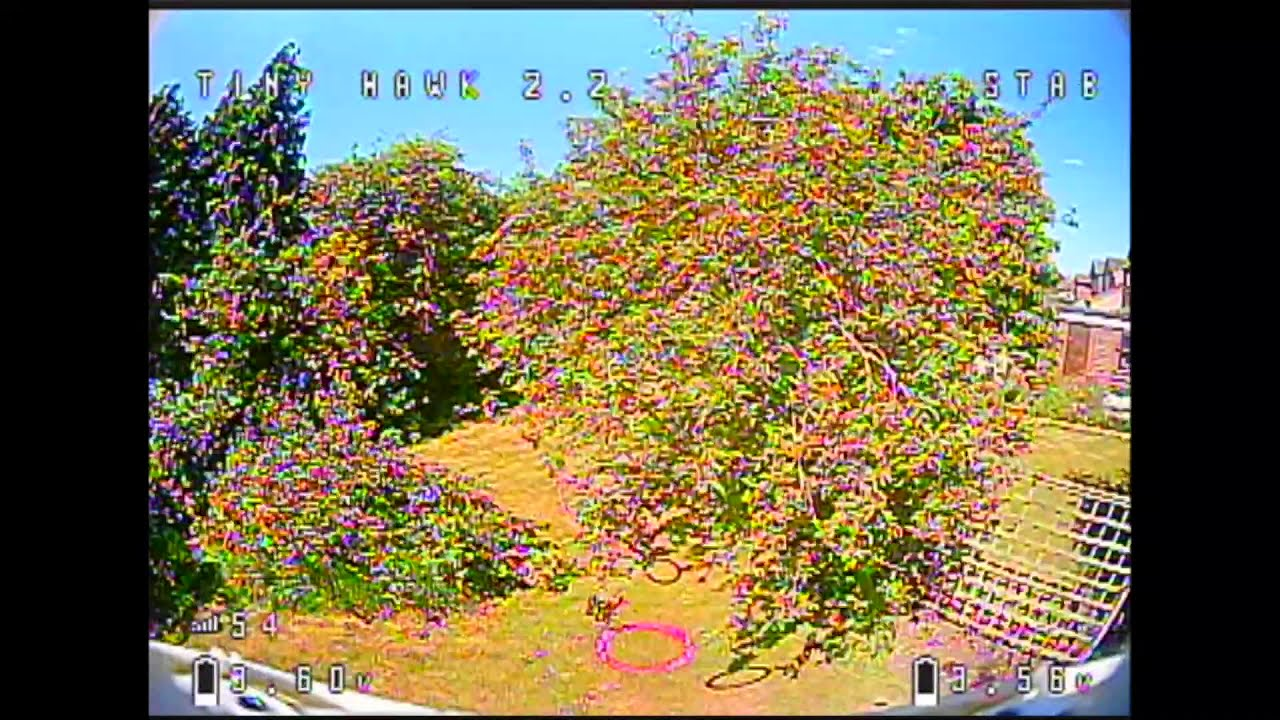 Game of Drones - Pilot #2 FPV in the Garden, I still crash фото